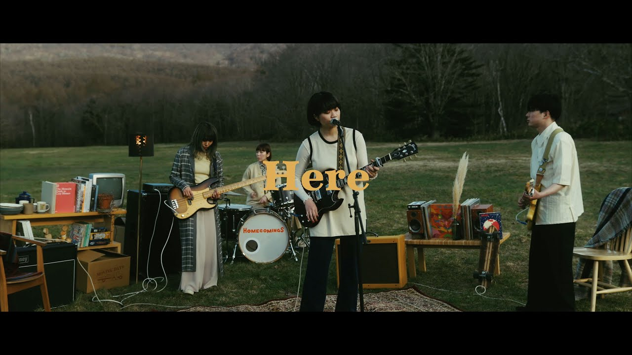 Homecomings – Here(Official Music Video)